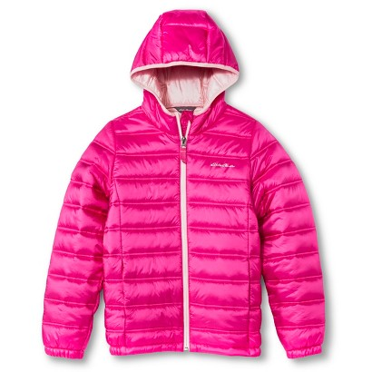Eddie Bauer® Girls' Quilted Puffer Jacket