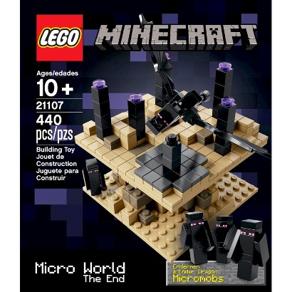 LEGO® Minecraft Creative Adventures Micro World - The Forest 21107