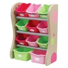 Step 2 Fun Time Room Organizer - Pink