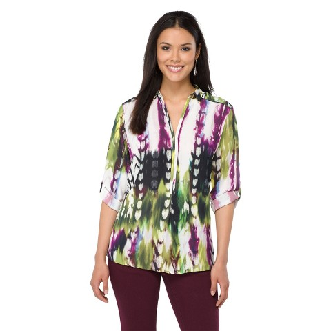 Mossimo® Women's Convertible Sleeve Top - Assorted Colors