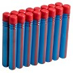 BOOMco. Extra Darts Pack, Blue with Red Stripe