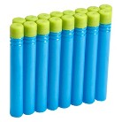 BOOMco. Extra Darts Pack-Blue with Green Tip (16 pack)