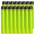 BOOMco. Extra Darts Pack-Green with Black Tip (16 pack)