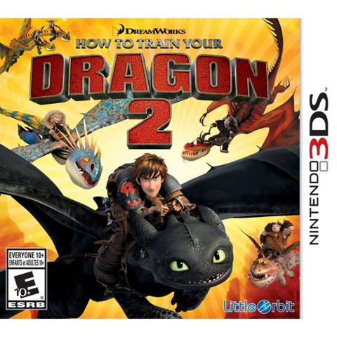 Dreamworks How To Train Your Dragon 2: The Video Game (Nintendo 3DS)