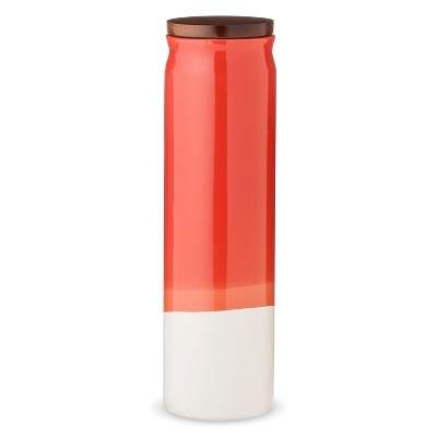 Food Storage Canister 24oz. Red - Threshold™