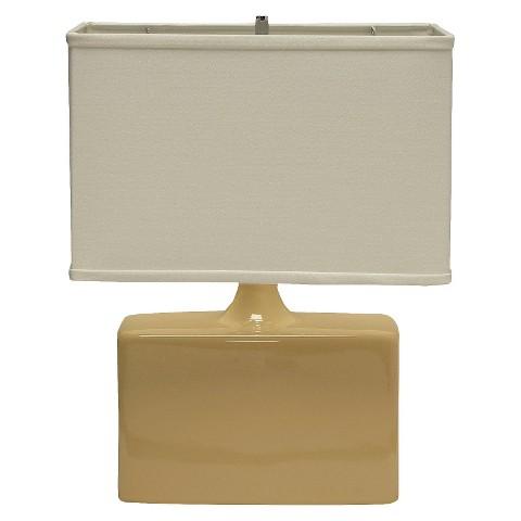 Haeger Park Avenue Table Lamp