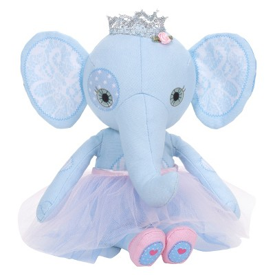 Mooshka Fairytales Plush-Elephant