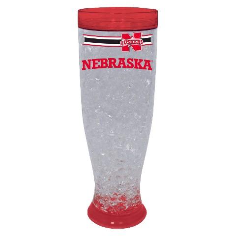 Nebraska Cornhuskers Ice Pilsner Glass