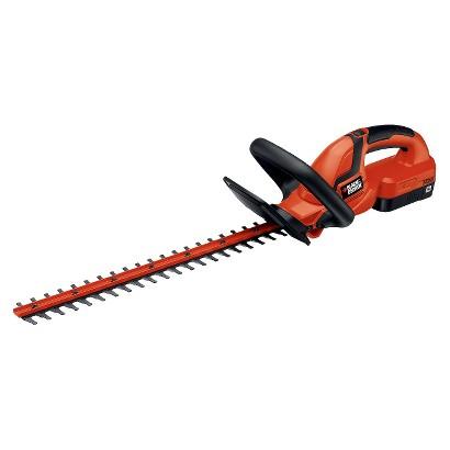 """Black & Decker® 18V 22"""" Cordless Hedge Trimmer"""