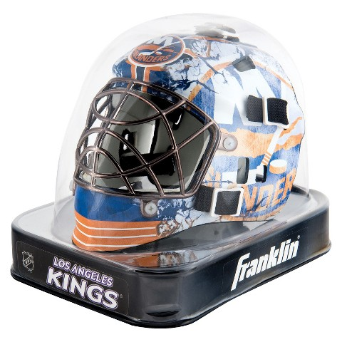 Franklin Sports NHL New  York Islanders Mini Goalie Mask