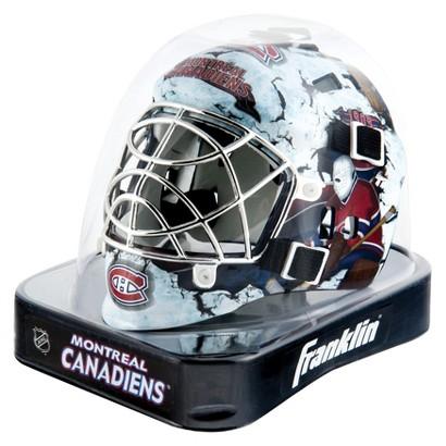 Franklin Sports NHL Montreal Canadiens Mini Goalie Mask