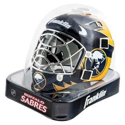 Franklin Sports NHL Buffalo Sabres Mini Goalie Mask