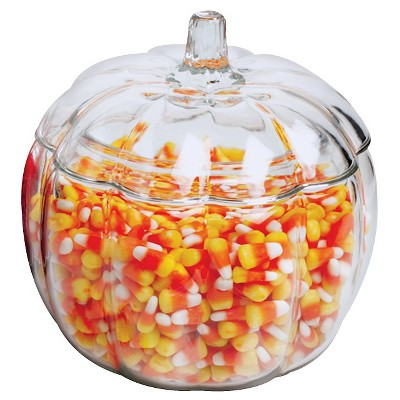 Anchor Pumpkin Candy Jar