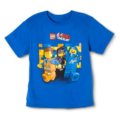 Lego® Movie Group Run Tee -  Royal