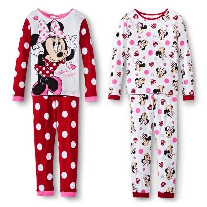 Disney® Minnie Mouse 4-Piece Sleep Set