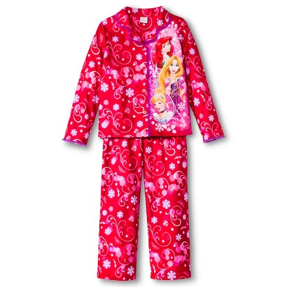 Disney® Princess Girls' 2-Piece Sleep Set