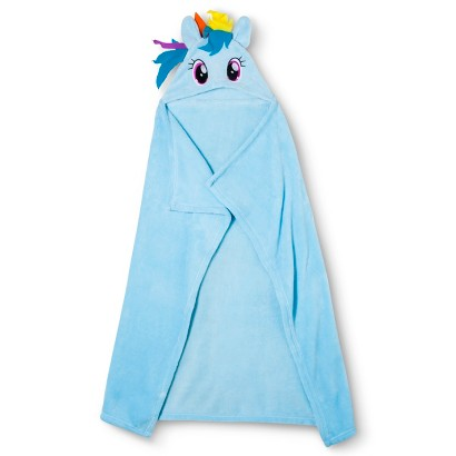 My Little Pony Hooded Throw