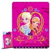 Disney® Frozen Anna & Elsa Throw in a Backpack