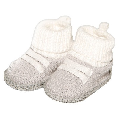 Just One You™Made by Carter's® Newborn Boys' Crochet Bootie NB