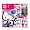 Hello Kitty Portfolio with Markers
