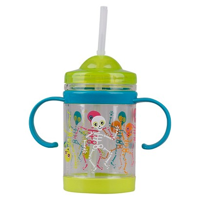 Image of Halloween Day of the Dead Sippy Cup