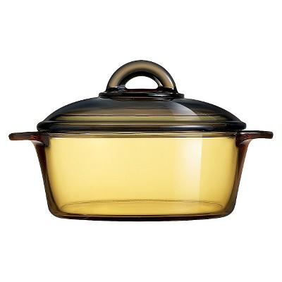 Ecom Covered Casserole Dish Lumina Glass