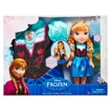 Disney Frozen Anna Doll & Toddler Dress Combo