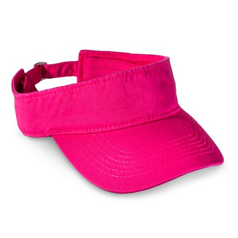 Xhilaration® Solid Visor Hat - Pink