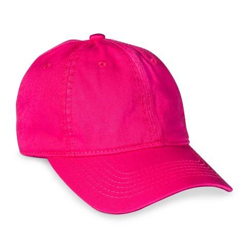 Xhilaration® Solid Baseball Hat - Pink