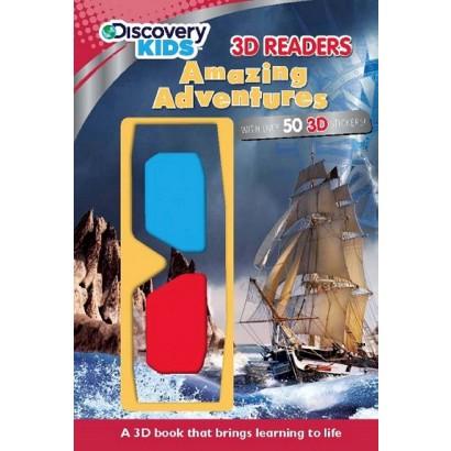 Amazing Adventures (Hardcover)