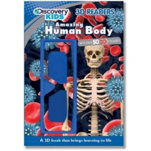 Amazing Human Body (Hardcover)