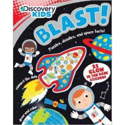 Blast! (Paperback)
