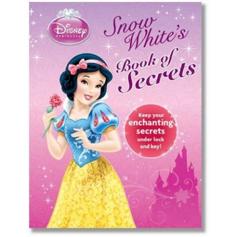 "Snow White""s Book Of Secrets (Diary)"