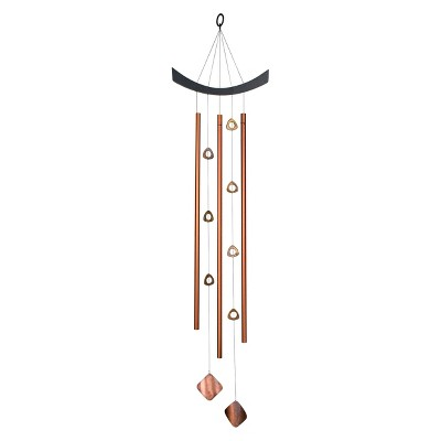 Woodstock Feng Shui Chime® - Chi Energy, Tiger's Eye