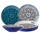 Threshold™ Coastal Melamine Serveware C...