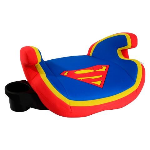 Kids Embrace Superman No Back Booster Seat