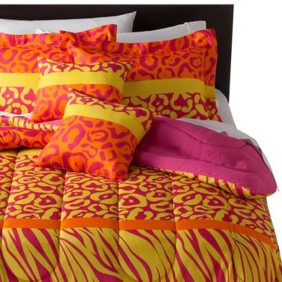Crazy Comforter Set - Neon