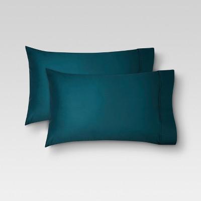 Threshold™ Performance 400 TC Pillowcase - Zenith Teal (King)