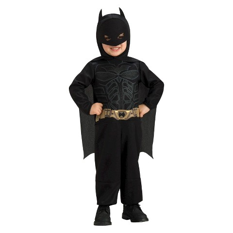DC Comics Infant Batman Dark Knight Rises Costume 6-12 M