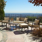 Zen Wicker Patio Furniture Collection
