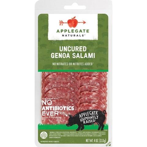 Applegate Genoa Salami 4 oz