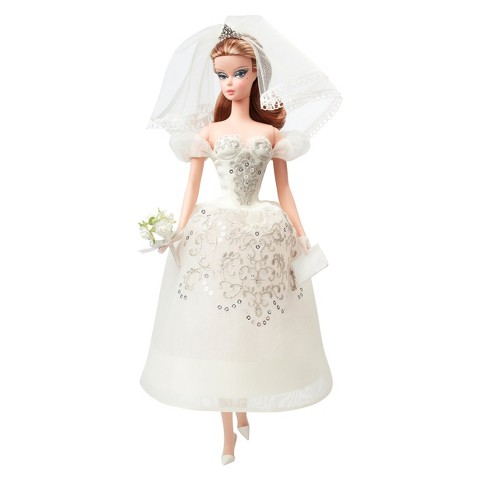 Barbie Collector Fashion Model Collection Bridal Dress Doll