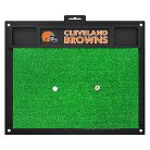 Cleveland Browns Fan mats Golf Hitting Mat