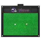 Minnesota Vikings Fan mats Golf Hitting Mat