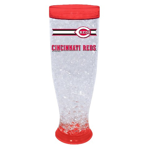 Cincinnati Reds Ice Pilsner Glass