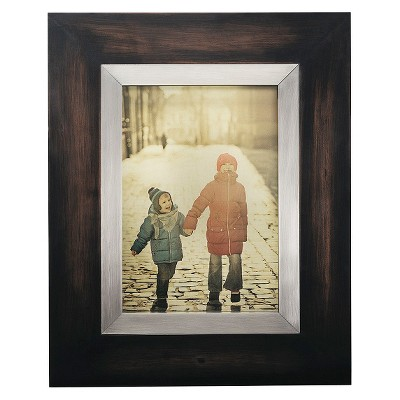 Single Image Frame 5X7 Black