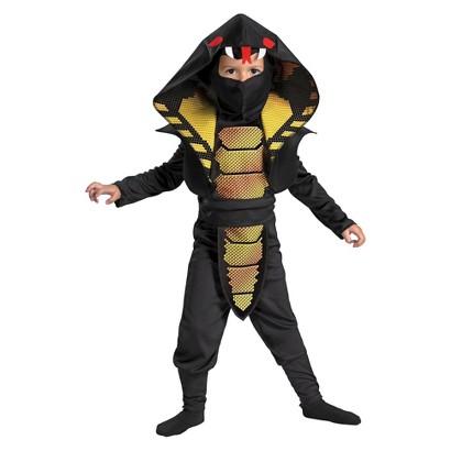 Cobra Ninja Toddler/Child Costume