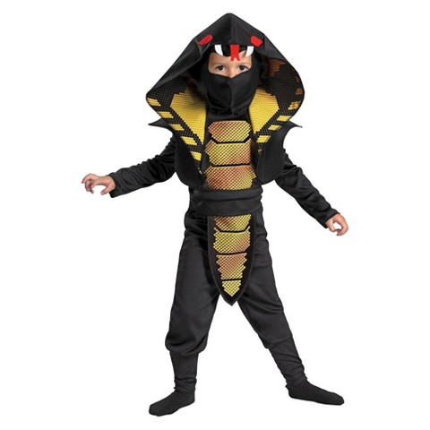 Cobra Ninja Toddler/Child Costume