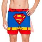 Men's Superman Cape Boxers