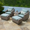 Cannes Wicker Patio Furniture Collection